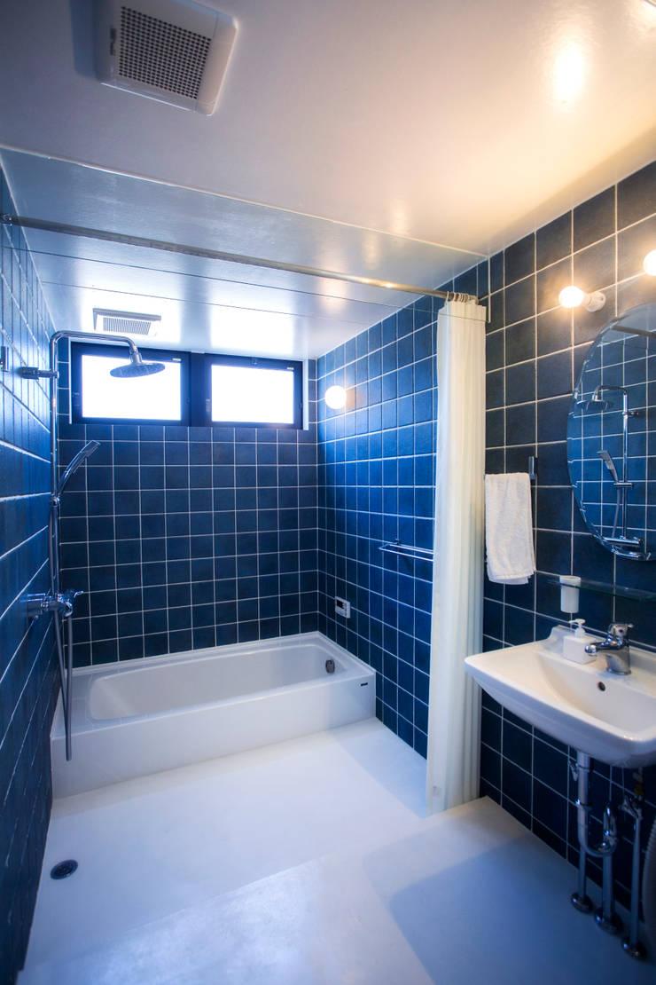 TMS: ZOYA Design Officeが手掛けた浴室です。
