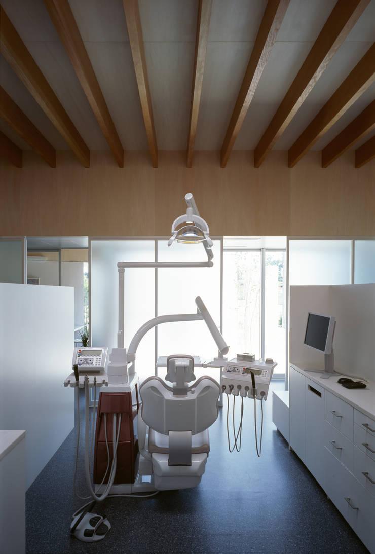 診療スペース: プライム建築都市研究所が手掛けた医療機関です。