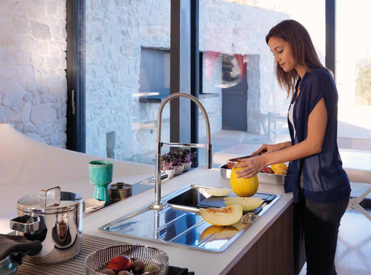Franke Hydros :  Küche von homify