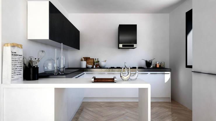 foto cucina 1: Cucina in stile in stile Moderno di UGAssociates