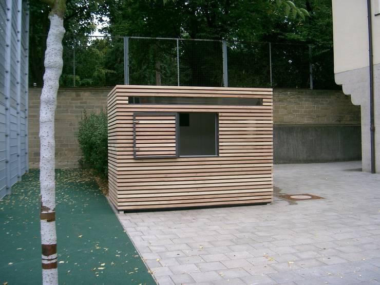 Sekolah by Fellbacher Metall- und Holzbau GmbH