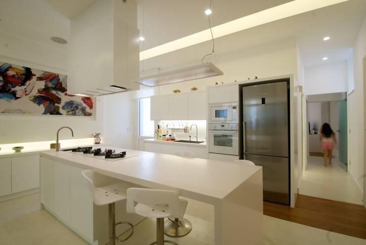 Kitchen by CalìArchitetti