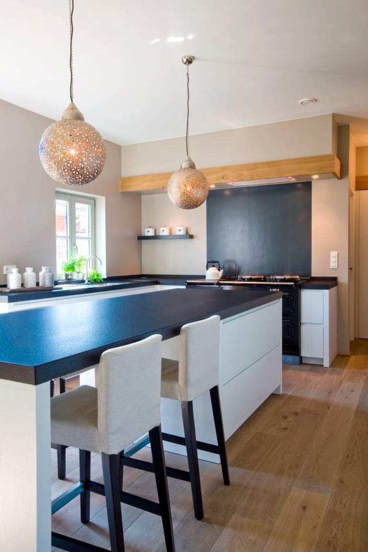 Parket in de keuken:  Keuken door Nobel flooring