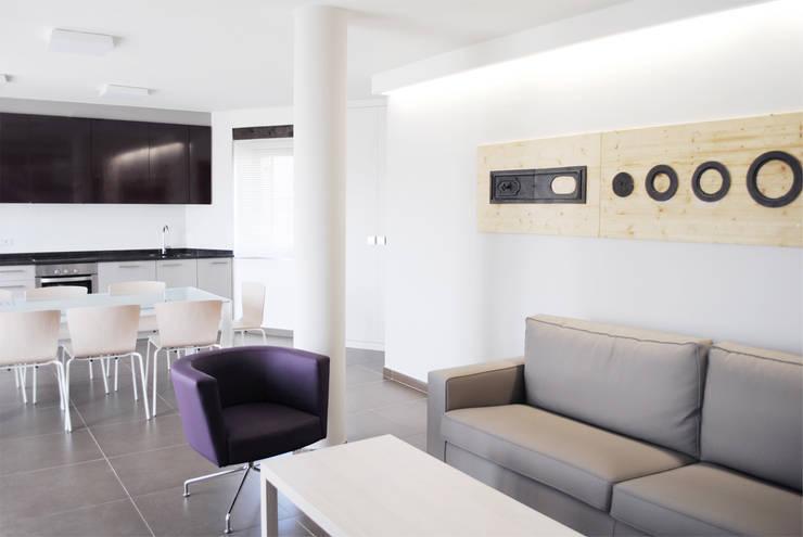 Vivienda 2: Hoteles de estilo  de interior03