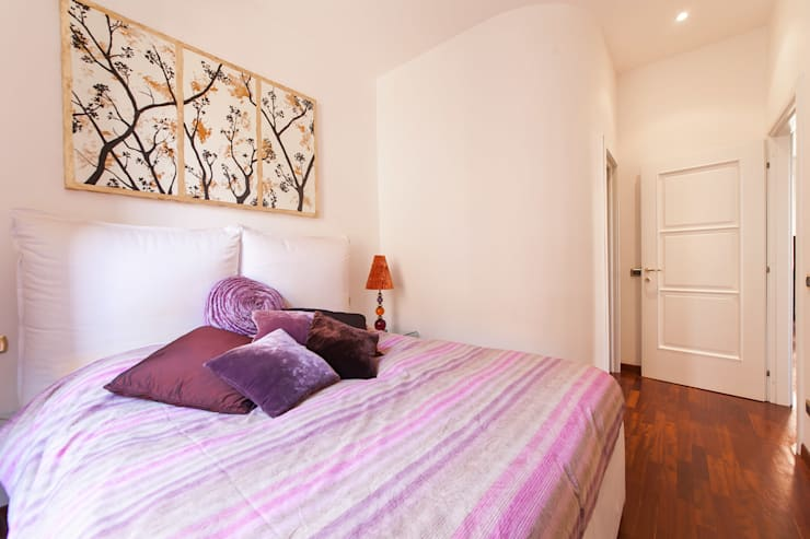 غرفة نوم تنفيذ Edi Solari