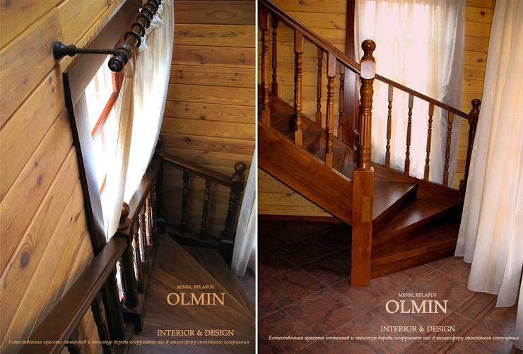 Усадьба – осмысление взглядов:  в . Автор – ИП OLMIN - Архитектурная студия Олега Минакова