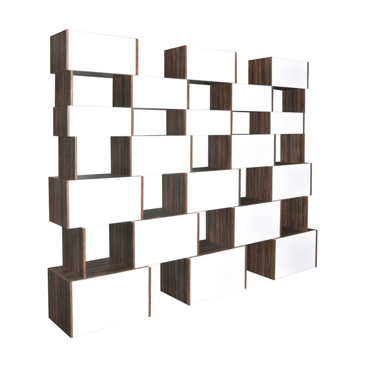 In/Out: styl , w kategorii Salon zaprojektowany przez Designlab
