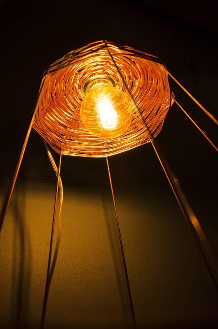 Copper:  Huishouden door Studio Marijn van Berge Henegouwen