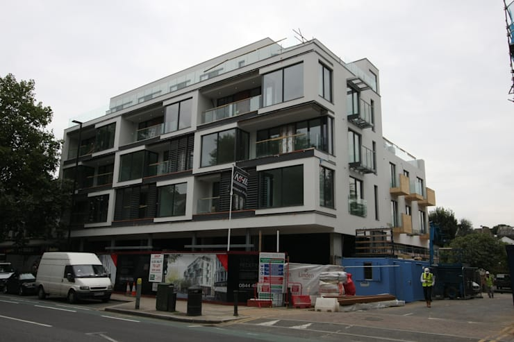 During construction:   by 3s architects and designers ltd