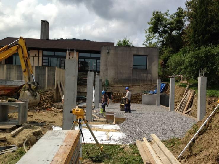 Antes de la Rehabilitacion: Casas de estilo  de DECONS  GKAO S.L.
