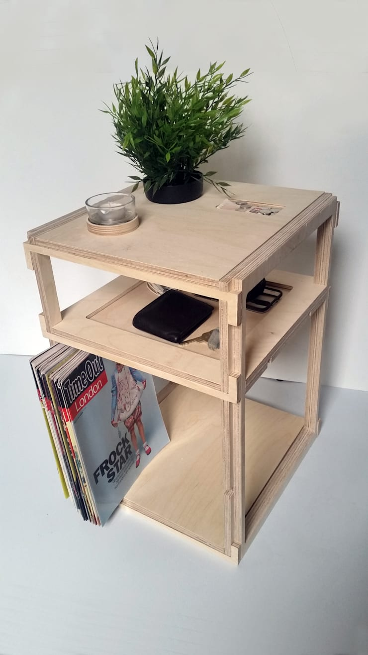 H FULL:  Bedroom by ANDRE VENTURA DESIGNER