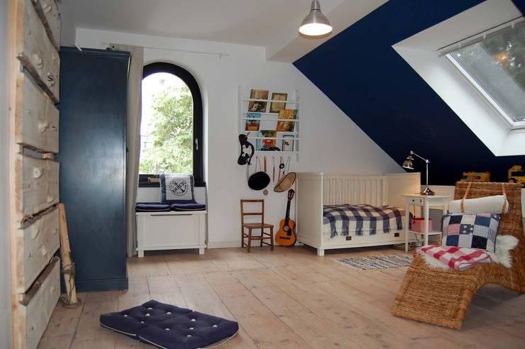 Детские комнаты в . Автор – Borkenhagen Interior&Design