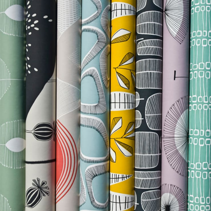 MissPrint Wallpaper:  Walls & flooring by MissPrint