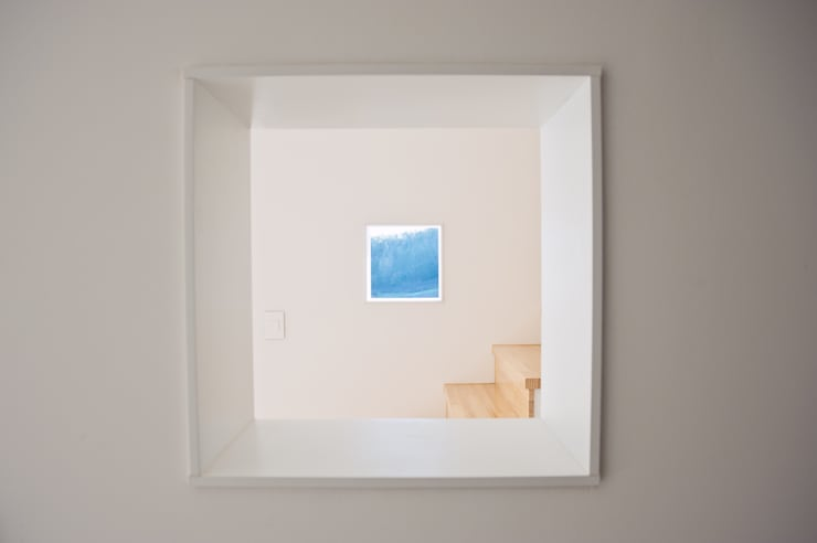 Wall opening:  Windows  by 3015 architects