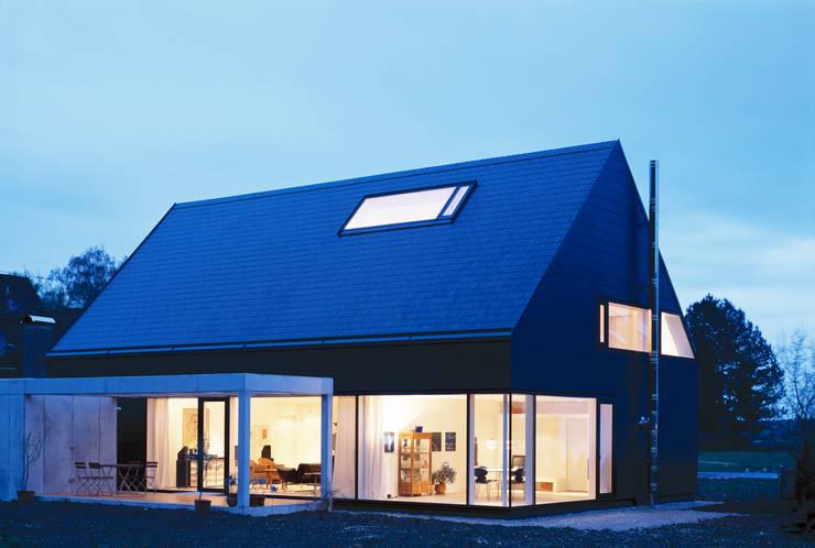 Houses by Bohn Architekten GbR