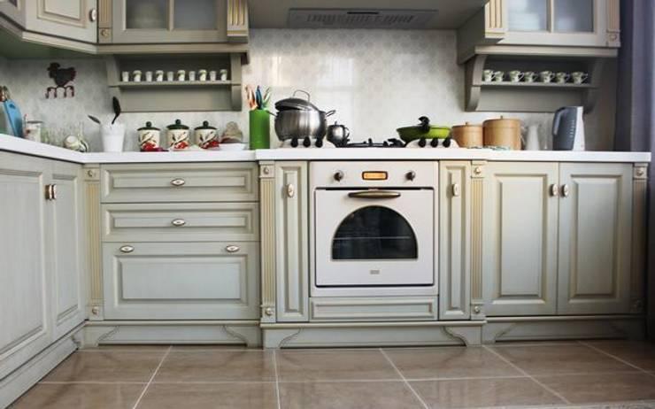 Кухни: Кухня в . Автор – CARA hardwood