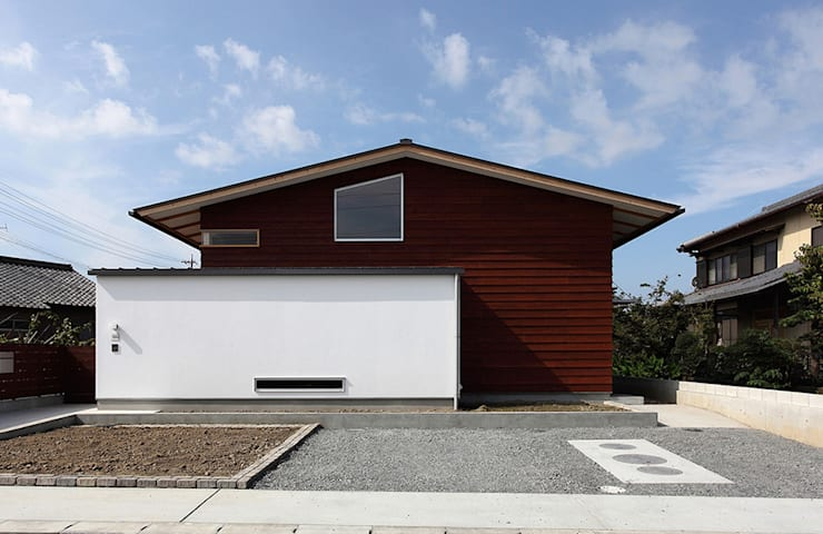 一色白山の家/house of isshikihakusan: haco建築設計事務所が手掛けた家です。