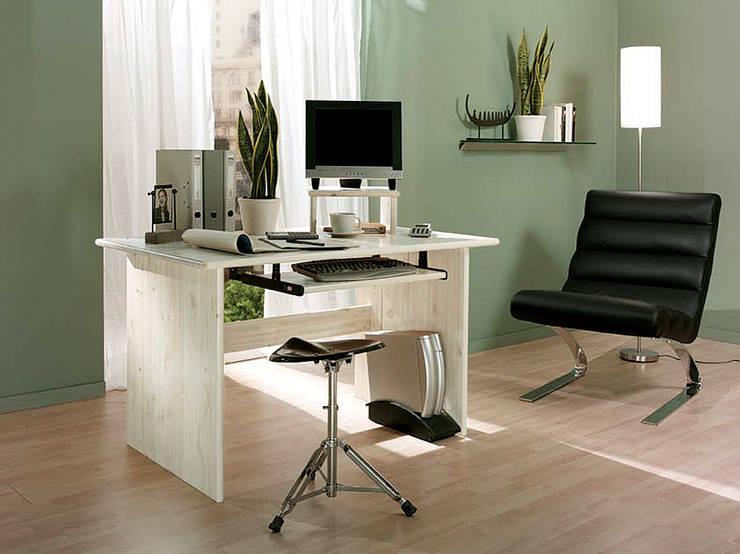 """Schreibtisch """"Studioso"""":  Arbeitszimmer von Allnatura"""