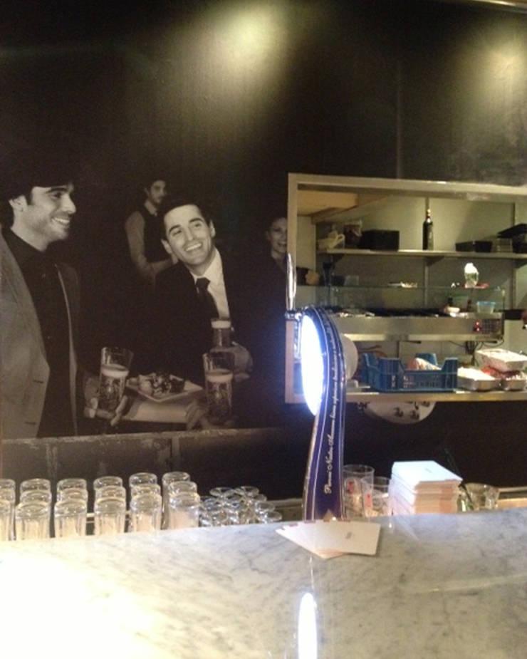 Peroni | Branding 2014:  Gastronomie door Studio Linda Franse