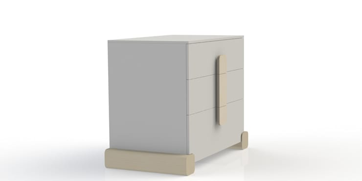 commode STOER: modern  door ukkepuk meubels , Modern