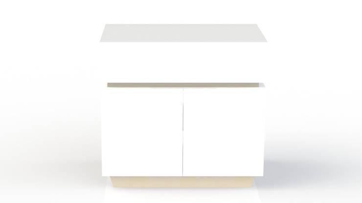 commode LEUK:   door ukkepuk meubels , Minimalistisch