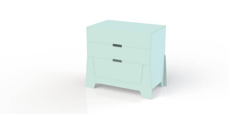 commode STERK:  Kinderkamer door ukkepuk meubels