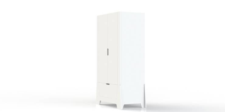 linnenkast STERK:  Kinderkamer door ukkepuk meubels