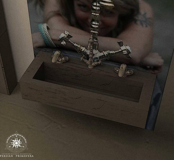 Дом мечты: Ванная комната в . Автор – Persian Primavera