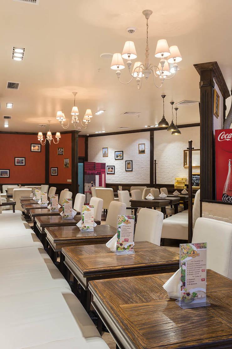 La Tartine: Ресторации в . Автор – Tulegenova Saida