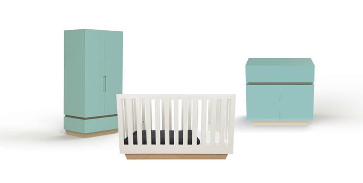 collectie LEUK:  Kinderkamer door ukkepuk meubels