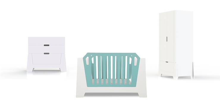 collectie  STERK:  Kinderkamer door ukkepuk meubels
