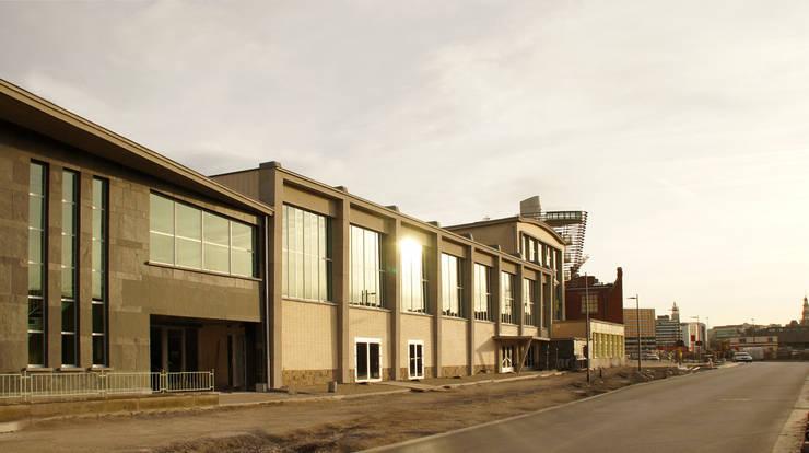 DE SHOP - ANTWERPEN:   door Callebaut Architecten