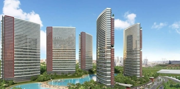 CCT INVESTMENTS – CCT 102 PROJECT IN BAHCESEHIR:  tarz Evler