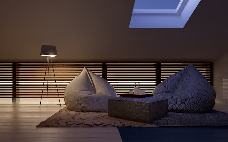 INT2architecture의  침실