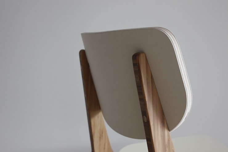 Neighbourhood Chair - Pearl :  Dining room by ByALEX