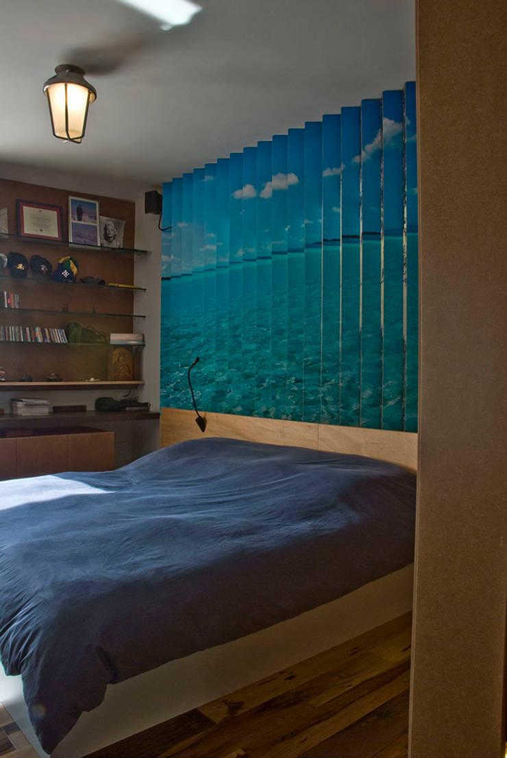 Interior | Apartamento – IV: Quartos  por ARQdonini Arquitetos Associados