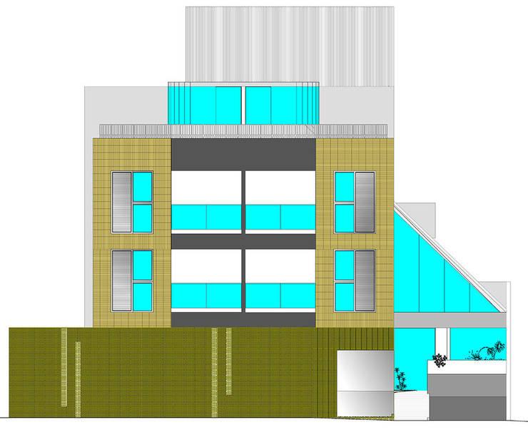 Judith | edifício:   por ARQdonini Arquitetos Associados
