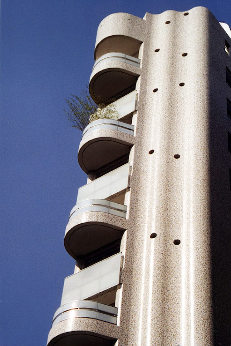 Conselheiro Brotero | edifício: Casas modernas por ARQdonini Arquitetos Associados
