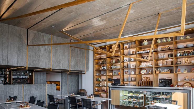 Gastronomie moderne par Tacoa Moderne