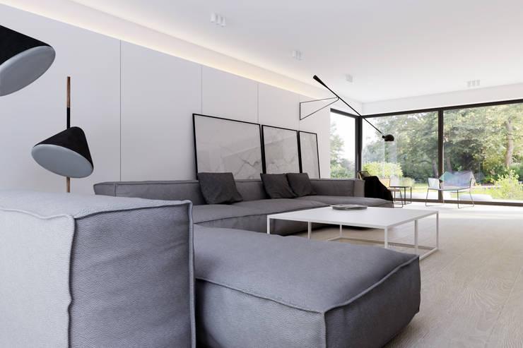 Bedroom by KUOO ARCHITECTS,