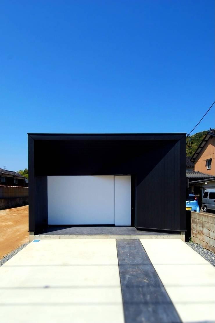 Casas de estilo  por 株式会社PLUS CASA