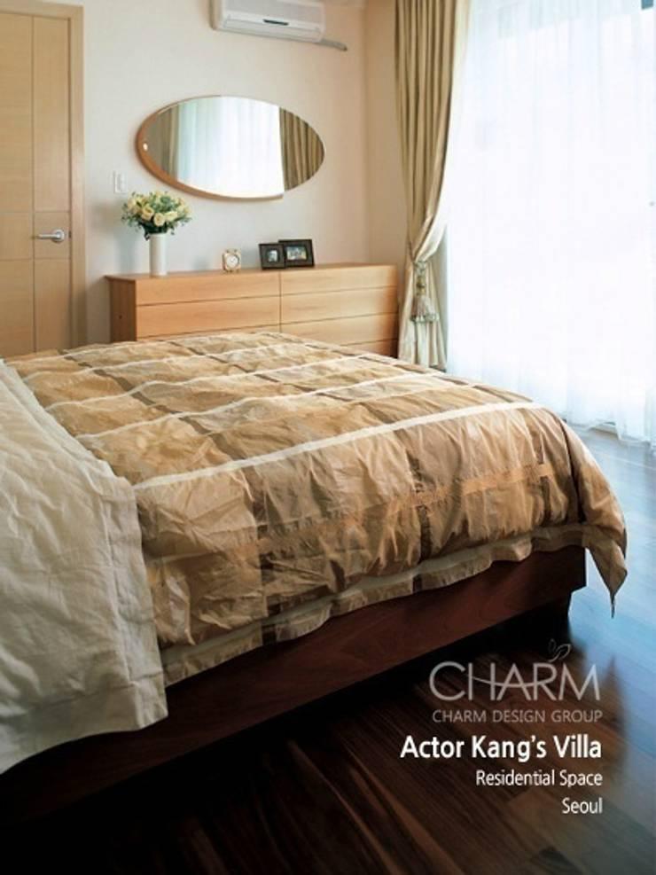 Classic style bedroom by 참공간 디자인 연구소 Classic