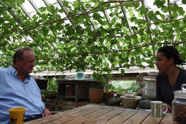 플랜트널써리 대표와 인터뷰: Garden Studio Allium의  정원