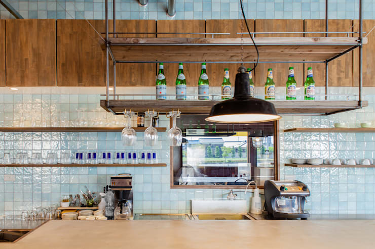 FORNO DA CARINO: Innovation Studio Okayamaが手掛けたキッチンです。