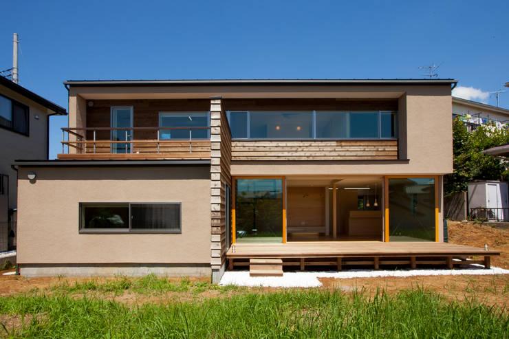 K-House : 一級建築士事務所オブデザインが手掛けた家です。