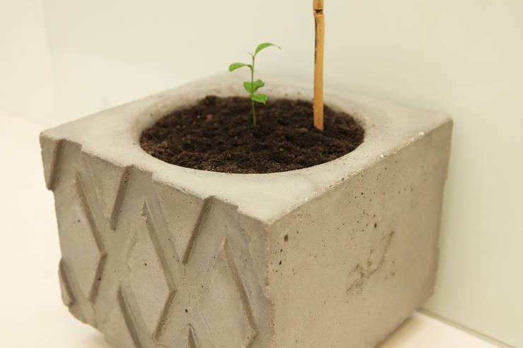 Цветочный горшок Extramiss: Сад  в . Автор – Owner /designer