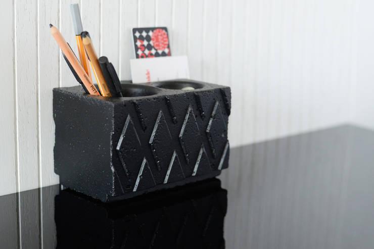 Органайзер из бетона Extraboss:  в . Автор – Owner /designer, Кантри