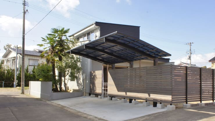 Danchi house ―どこにでもある団地の家―: 一級建築士事務所オブデザインが手掛けた家です。