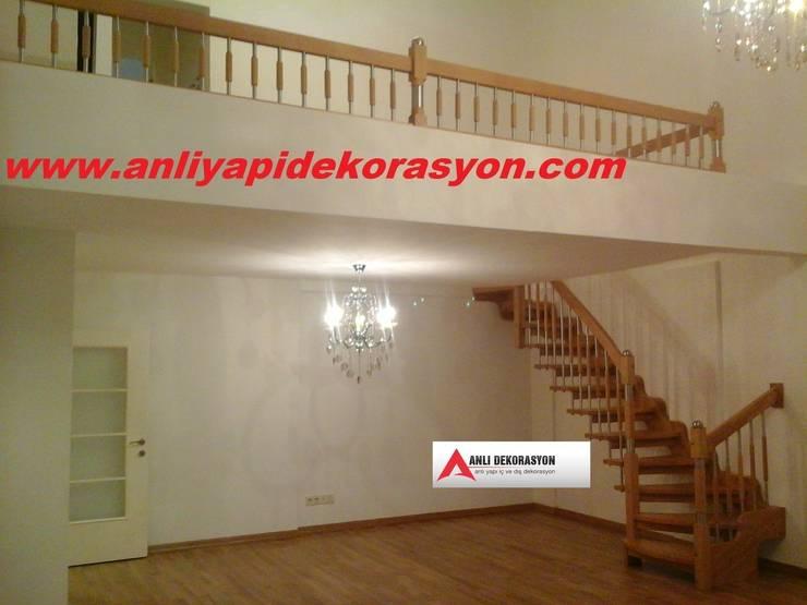 anlı yapı dekorasyon – salon dekorasyonu:  tarz İç Dekorasyon