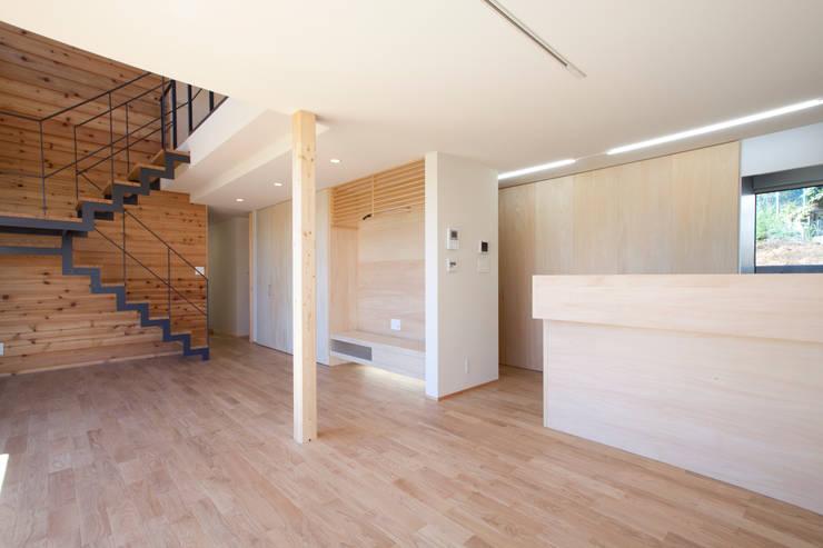 K-House : 一級建築士事務所オブデザインが手掛けたキッチンです。